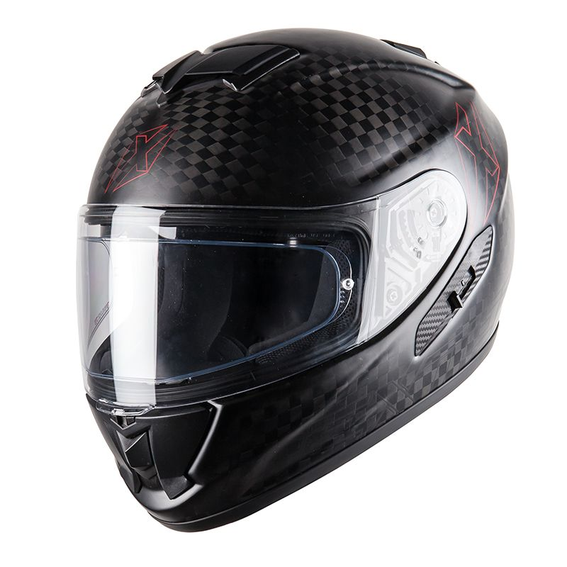 Casque Dexter NUCLEON CARBON