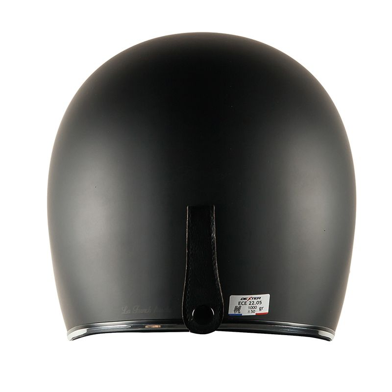 Casque Dexter MARTY BLACK MATT