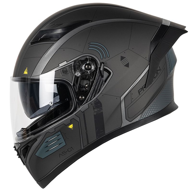 Casque Dexter PROTON'R PRO AS-01 MATT