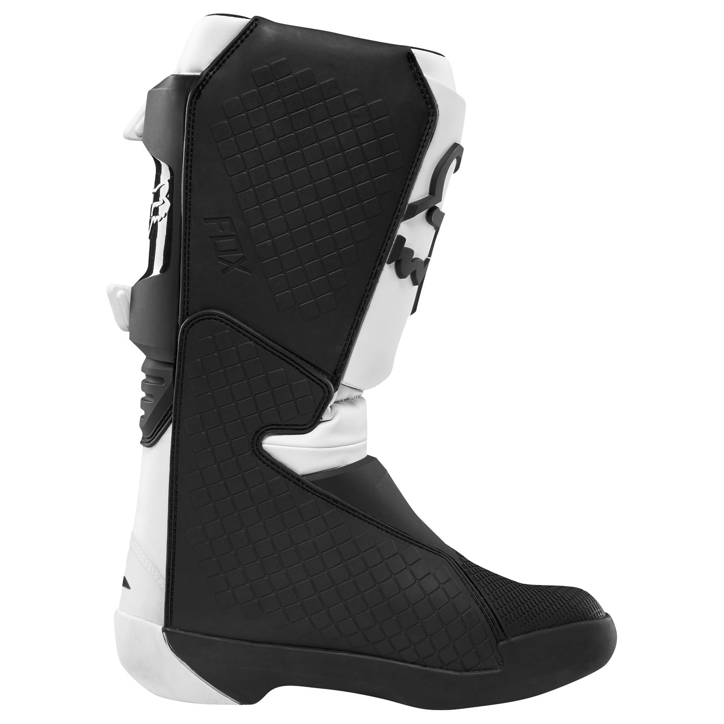 Bottes cross Fox COMP - WHITE 2019