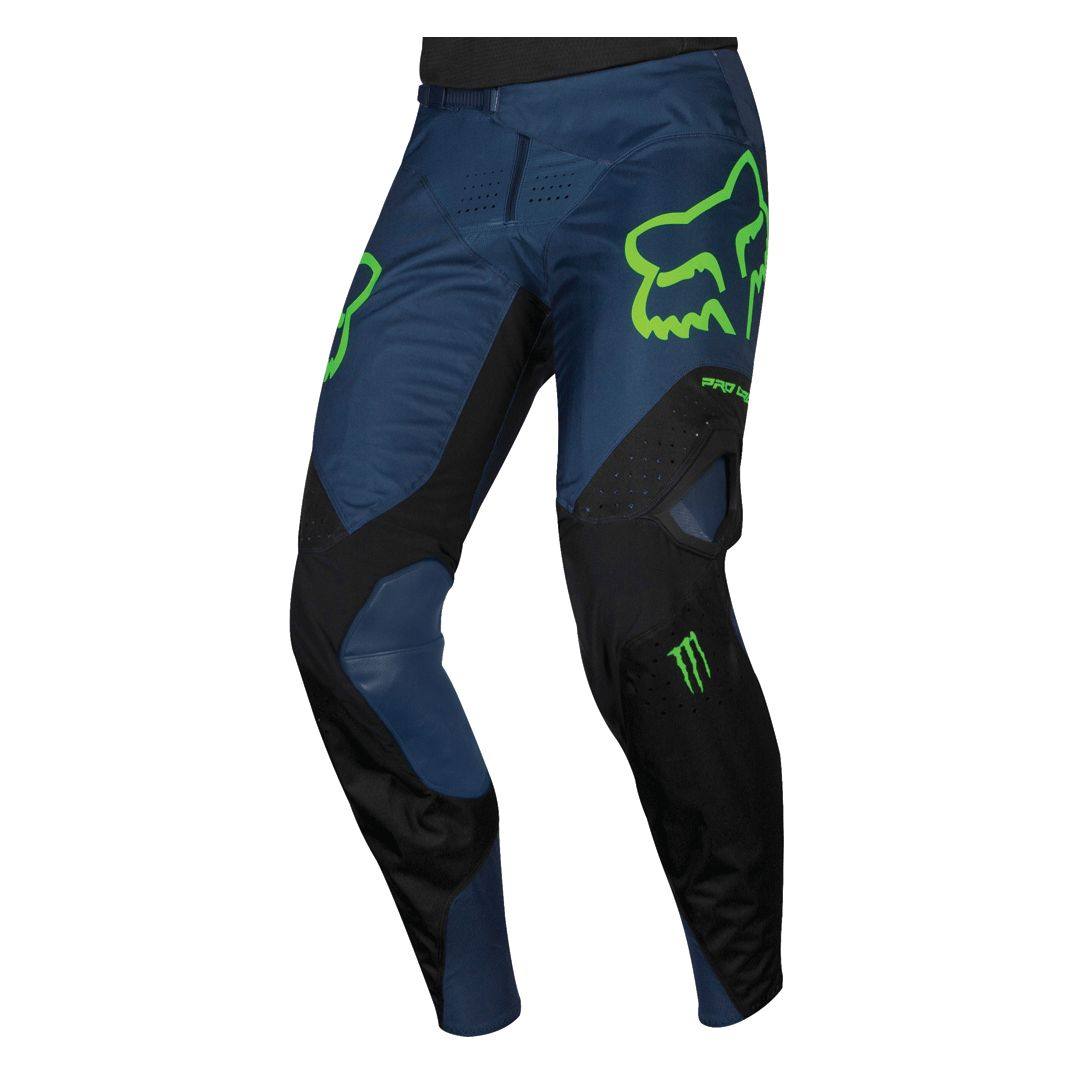 Pantalon cross Fox 360 - PRO CIRCUIT - BLACK 2019