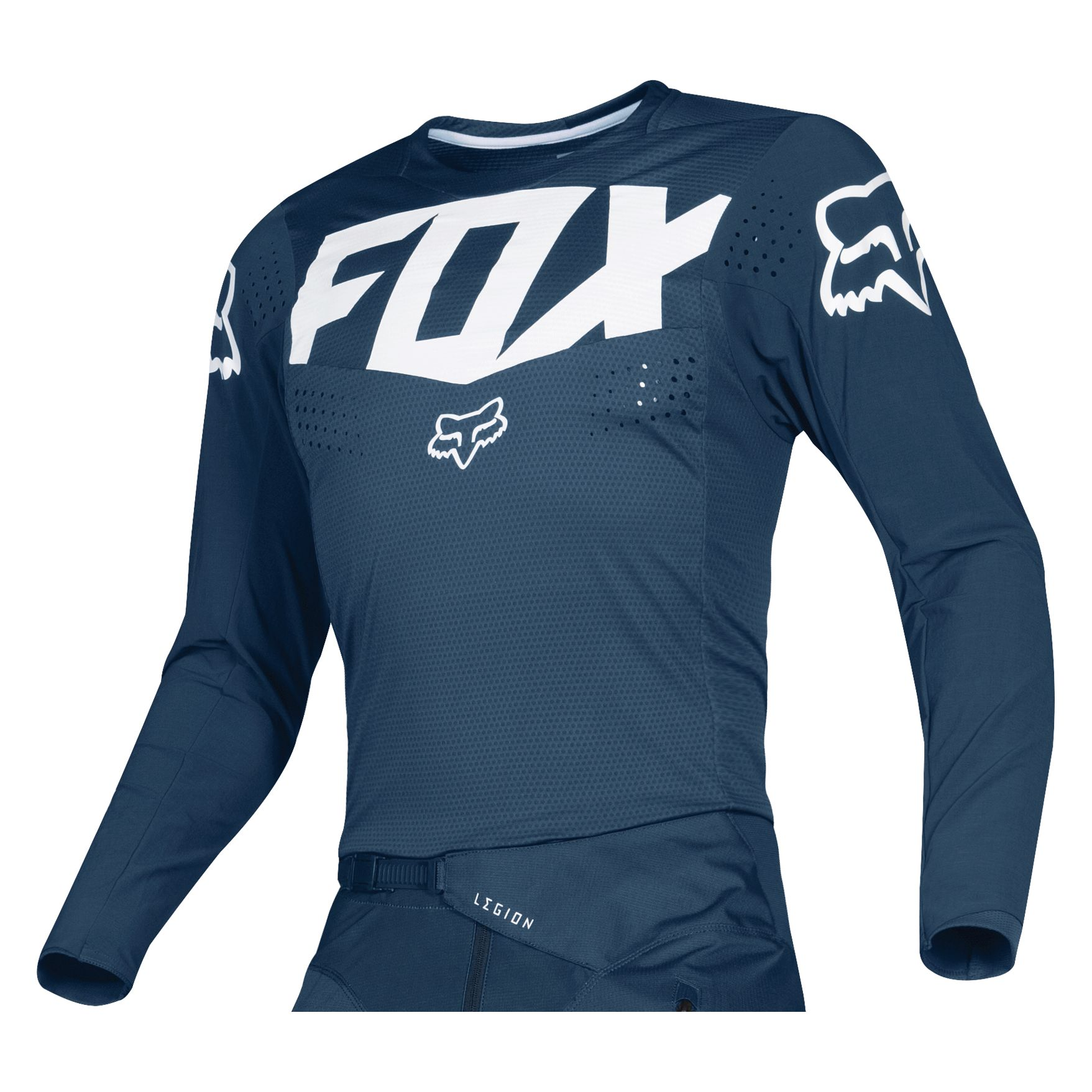 Maillot cross Fox LEGION OFFROAD - NAVY 2019