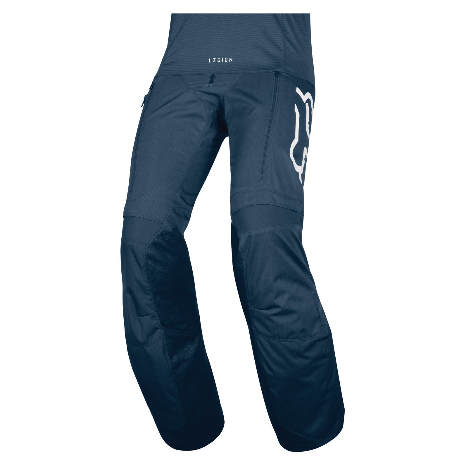Pantalon cross Fox LEGION EX - LIGHT SLATE 2020