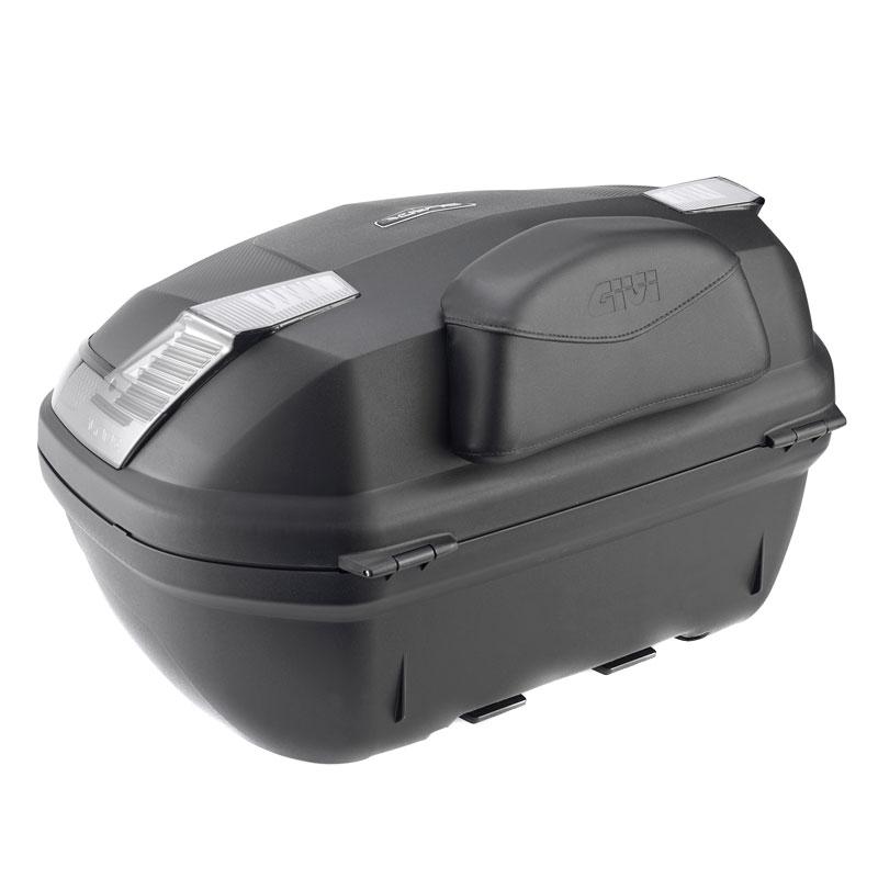 dosseret givi e131s pour top case b47 b37 b360 v40 bagagerie scooter. Black Bedroom Furniture Sets. Home Design Ideas