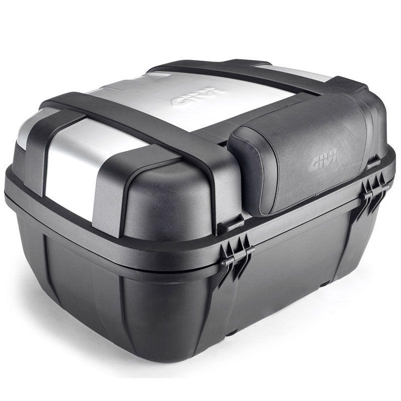 dosseret givi e133s pour top case trekker noir bagagerie moto. Black Bedroom Furniture Sets. Home Design Ideas