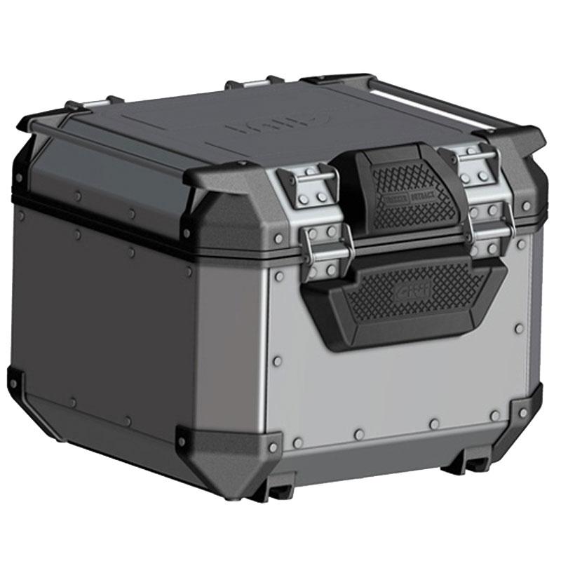 dosseret givi e157 pour top case trekker outback 42l bagagerie moto. Black Bedroom Furniture Sets. Home Design Ideas