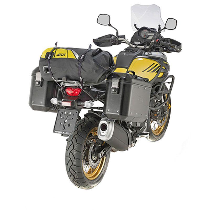 sacoche de selle givi ea114b 30 litres bagagerie moto. Black Bedroom Furniture Sets. Home Design Ideas