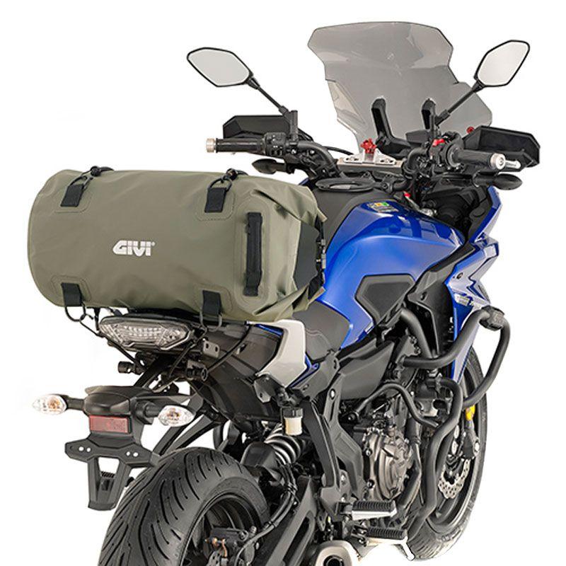sacoche de selle givi ea114bk kg 30 litres bagagerie moto. Black Bedroom Furniture Sets. Home Design Ideas
