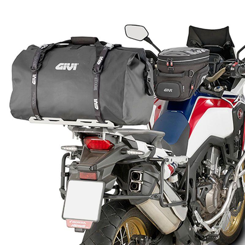 sacoche de selle givi ea119 cargo 60 litres bagagerie. Black Bedroom Furniture Sets. Home Design Ideas