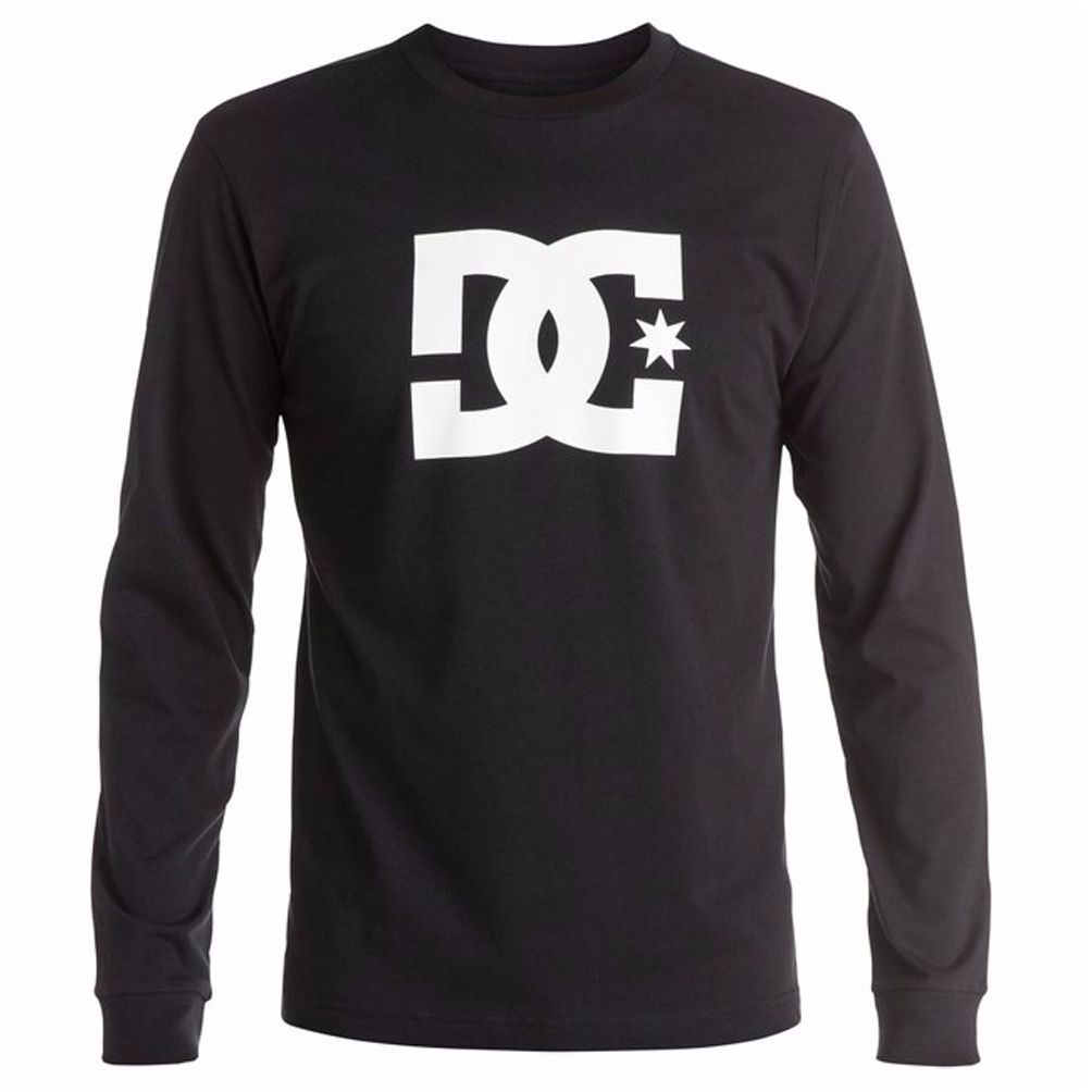 T-shirt Manches Longues Dc Shoes Star Ls