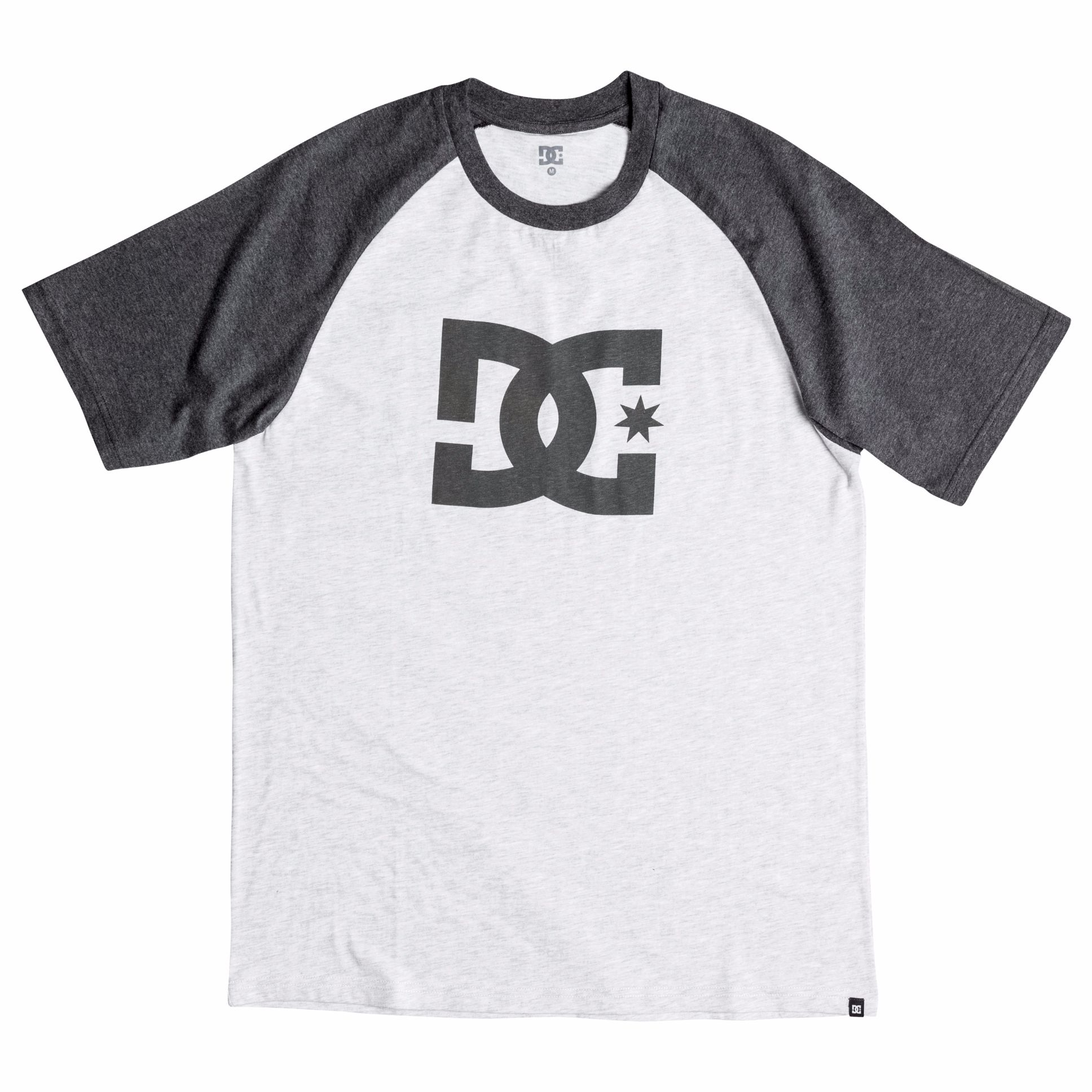 T-shirt Manches Courtes Dc Shoes Star Raglan