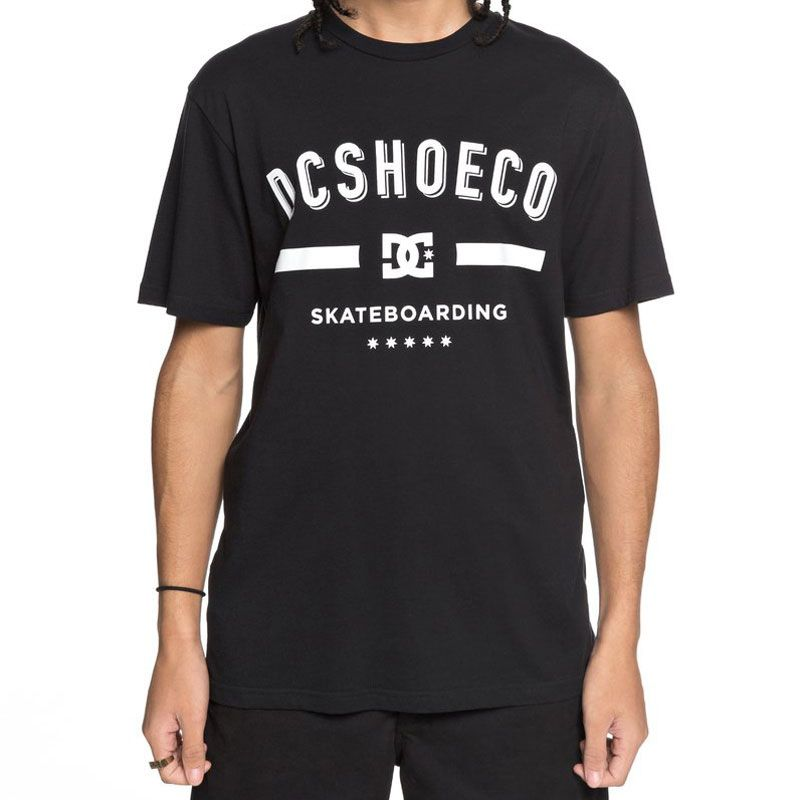 T-Shirt manches courtes DC Shoes LAST STAND SS