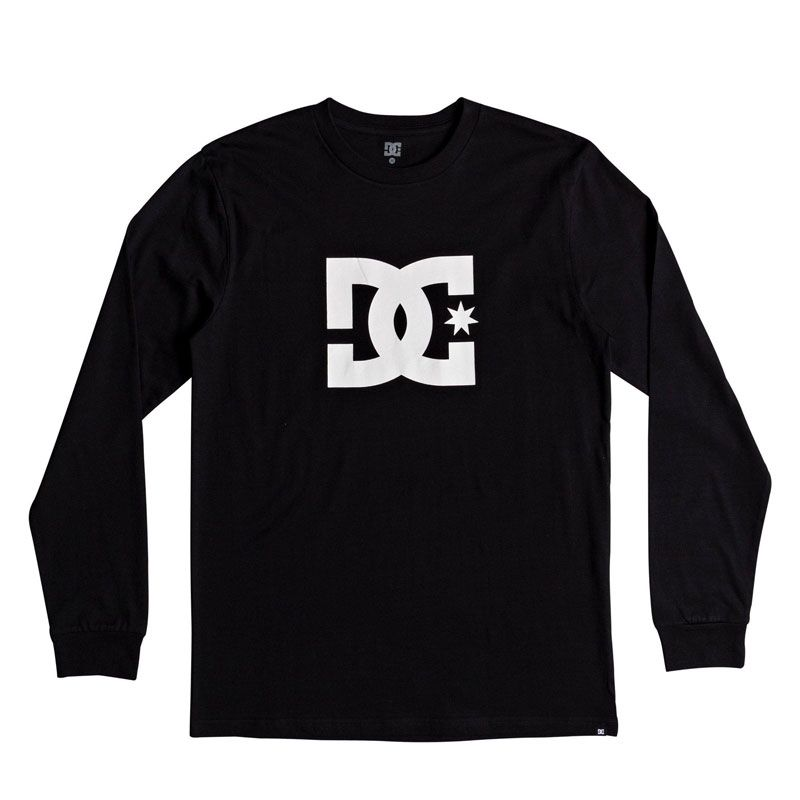 T-shirt manches longues DC Shoes STAR