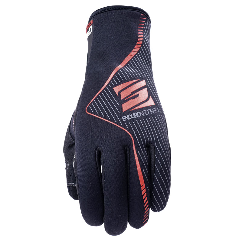 Gants Cross Five Enduro Neoprene