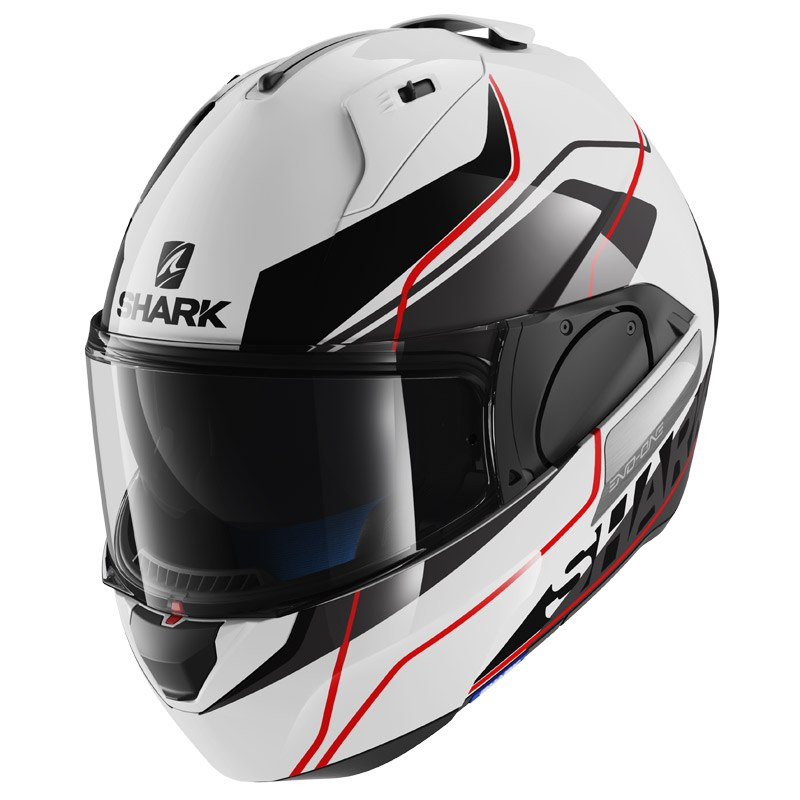 casque shark evo one krono casque modulable. Black Bedroom Furniture Sets. Home Design Ideas