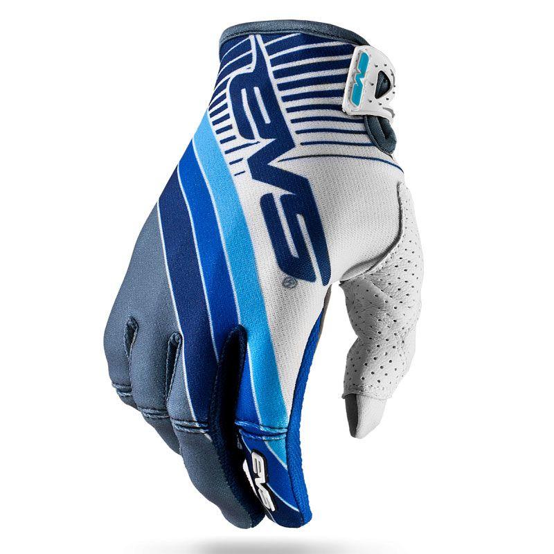 Gants Cross Evs Pro Gt Grey White Blue