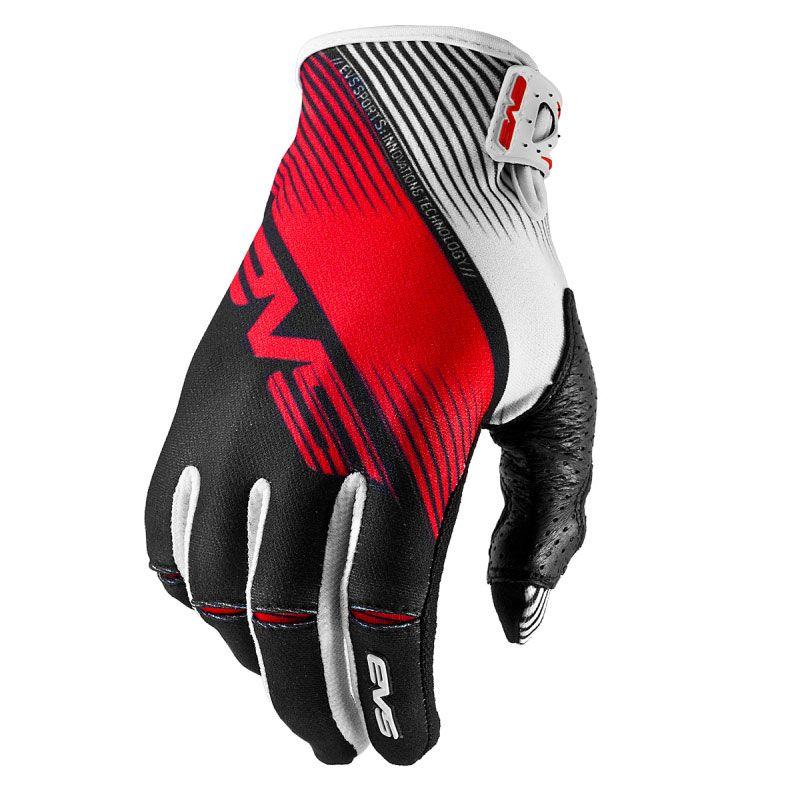 Gants Cross Evs Pro Vapor Black White Red