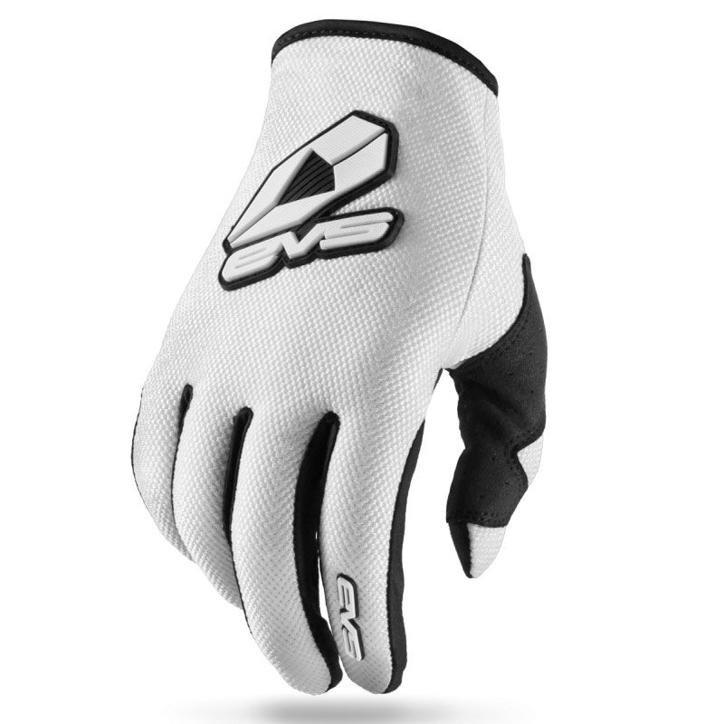 Gants cross EVS Sport White 2017