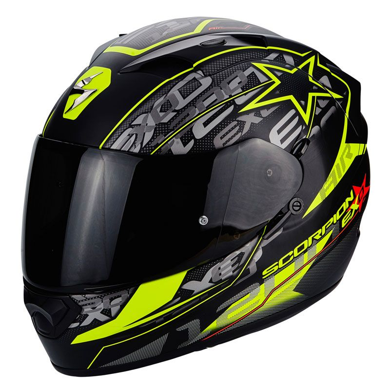 Casque Scorpion Exo Exo-1200 Air - Solis