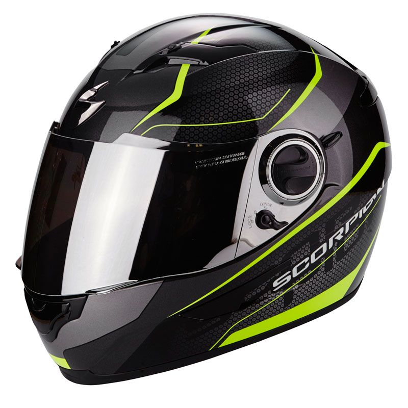 Casque Scorpion Exo EXO-490 - VISION