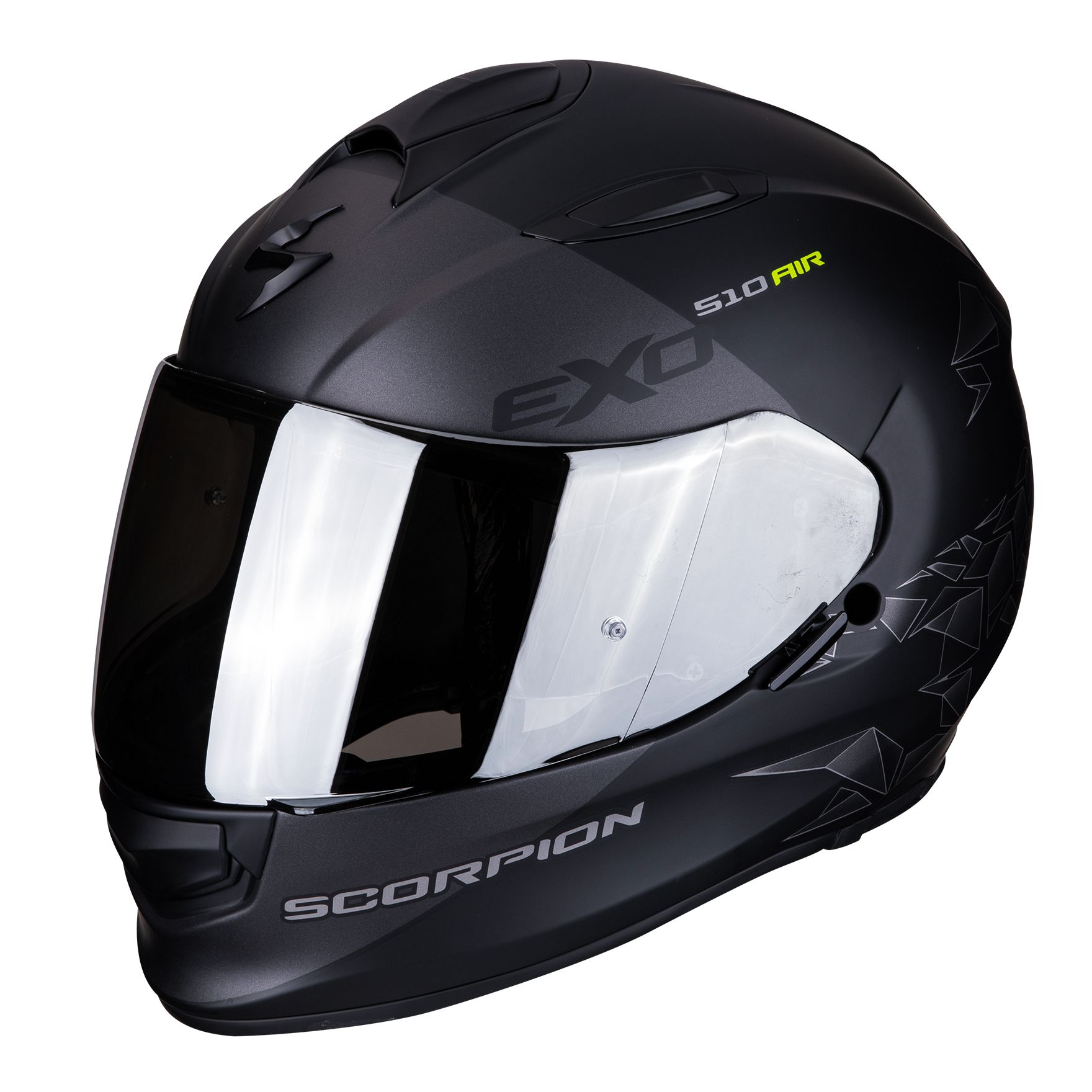 Casque Scorpion Exo EXO-510 AIR - PIQUE - MATT