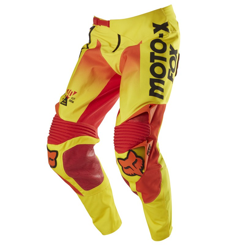 Pantalon cross Fox destockage 360 PT - 40 YEARS LIMITED EDITION -  2015