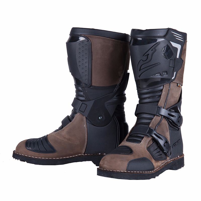 Bottes Cross Falco Avantour Brown