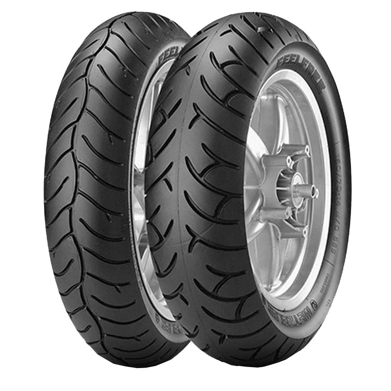 Pneumatique Metzeler FEELFREE 160/60 R 15 (67H) TL