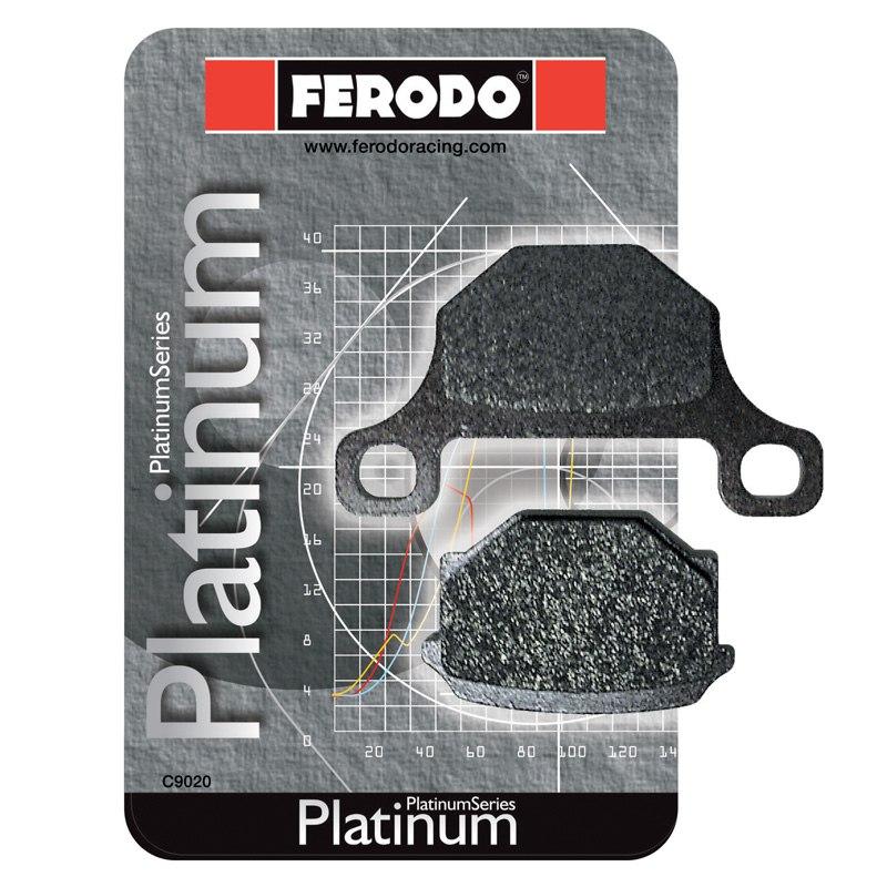 plaquettes de freins ferodo fdb531p type organique arri re sp cial abs selon mod le freinage. Black Bedroom Furniture Sets. Home Design Ideas