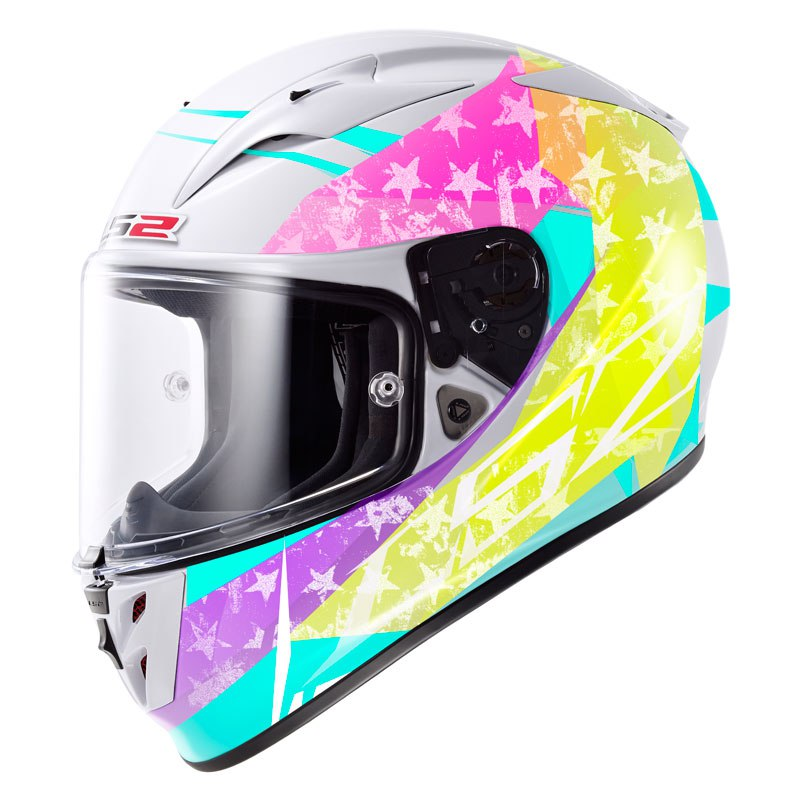 Casque LS2 ARROW R STRIDE LIMITED EDTION - FF 323
