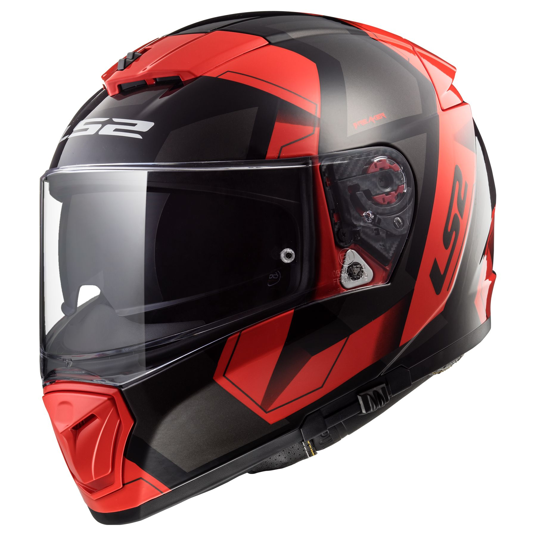 Casque LS2 FF390 - BREAKER - PHYSICS