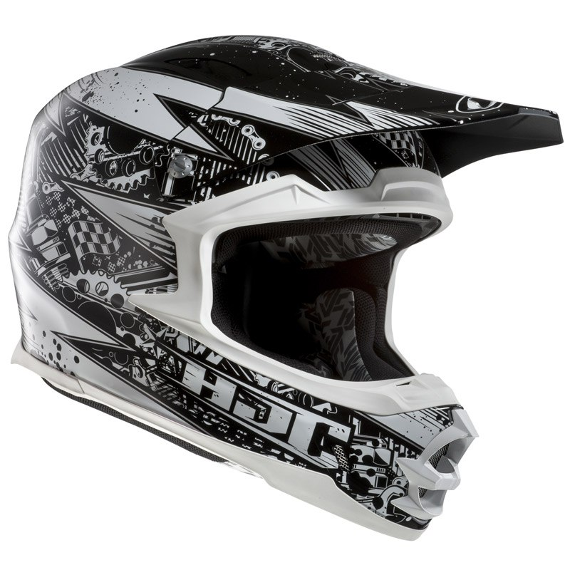 Casque Cross Hjc Fg X - Driven