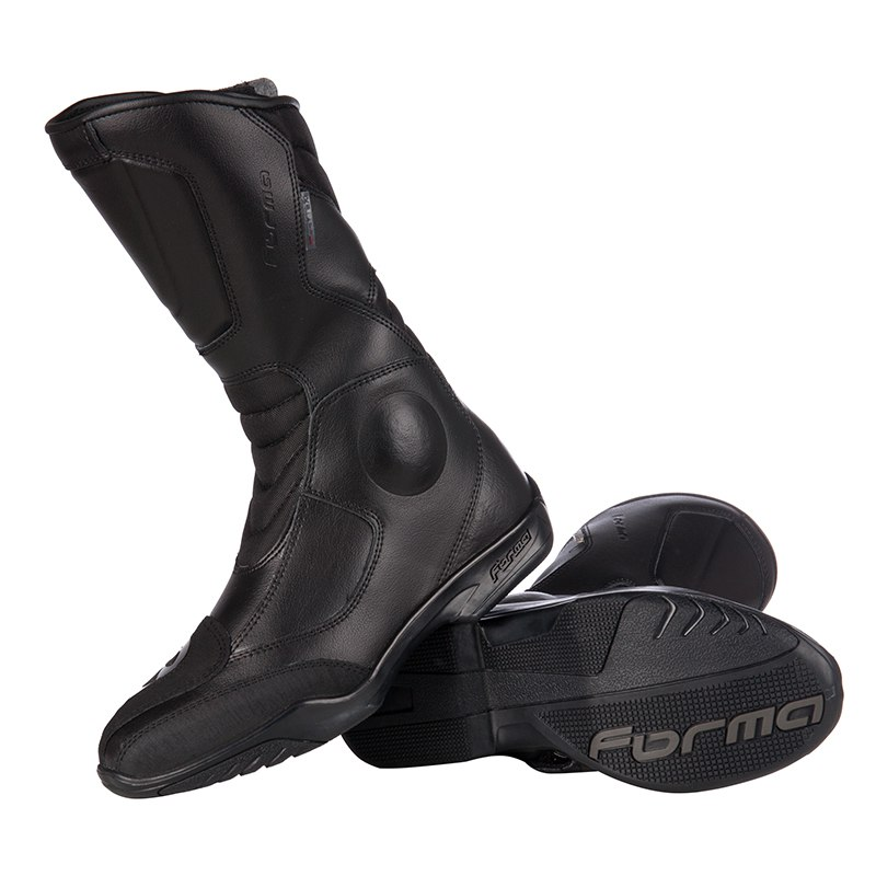 Anthracite FORMA Bottes Homologu/ées CE Hyper Taille 42
