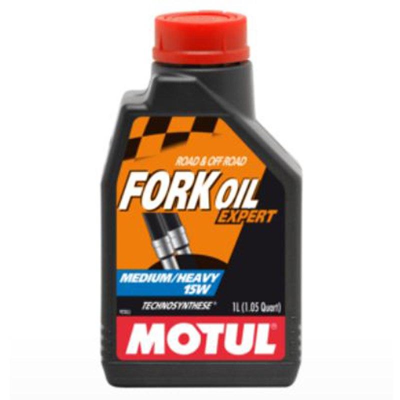 Huile De Fourche Motul Fork Oil Expert 15w 1l