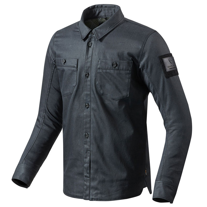 chemise rev it tracer overshirt blouson et veste. Black Bedroom Furniture Sets. Home Design Ideas