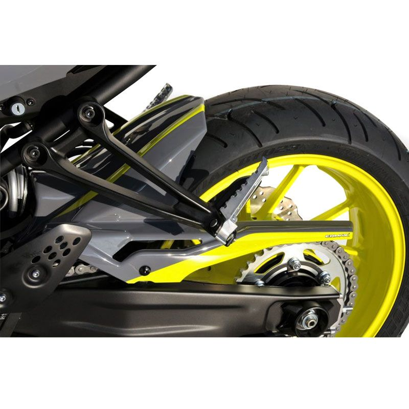 garde boue ermax habillage moto. Black Bedroom Furniture Sets. Home Design Ideas