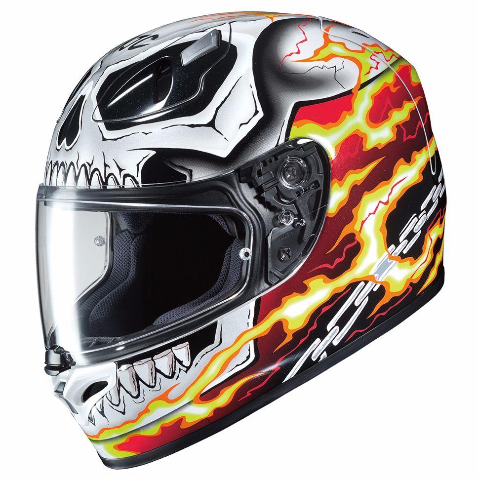 Casque Hjc Fg St - Ghost Rider