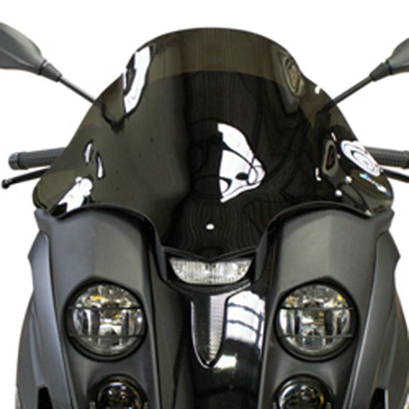 Bulle Bullster Double Courbure Noir opaque
