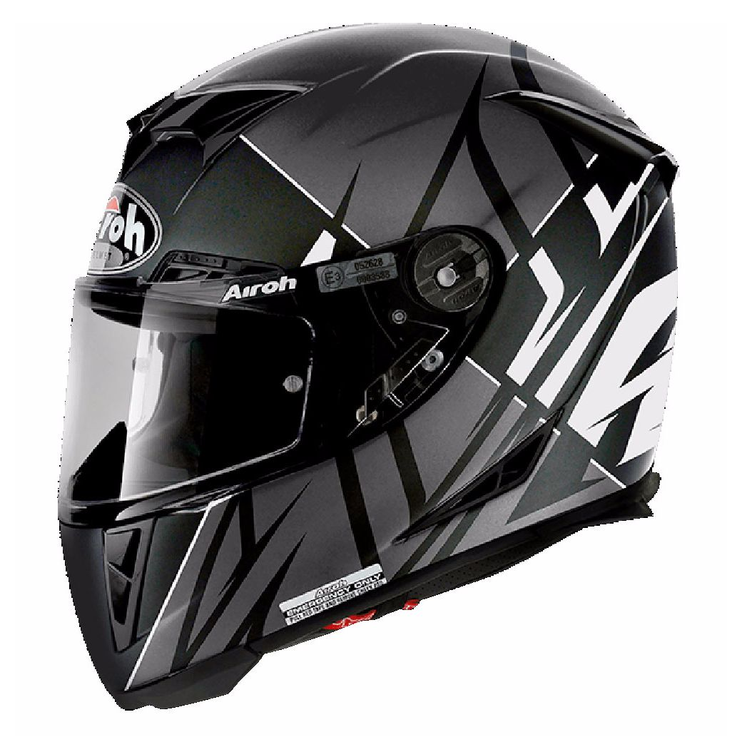 Casque Airoh GP 500 - SECTORS MATT