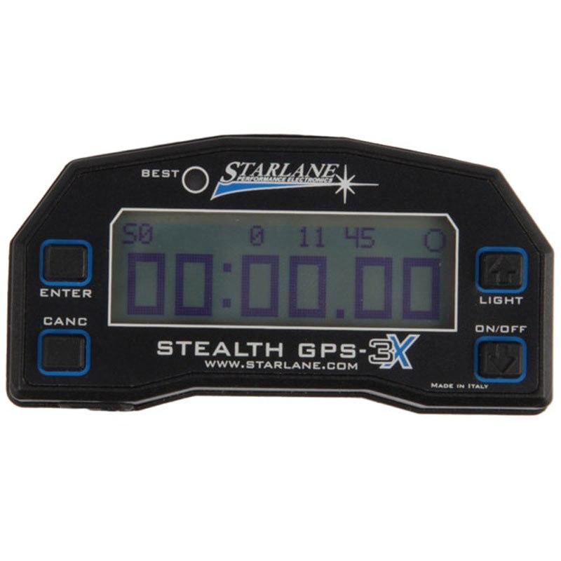 Chronomètre Starlane Stealth Gps-3x