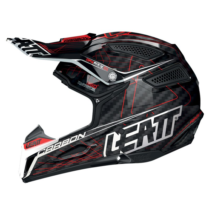 Casque Cross Leatt Gpx 6.5 Carbone -