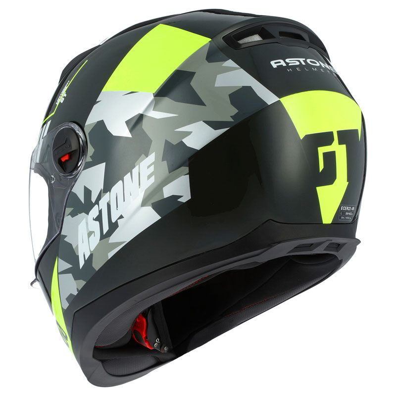 Casque Astone GT2 GRAPHIC ARMY