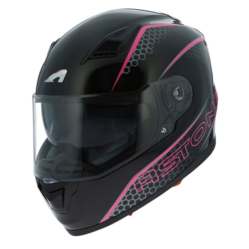 Casque Astone GT 900 - EXCLUSIVE - PULSE PINK