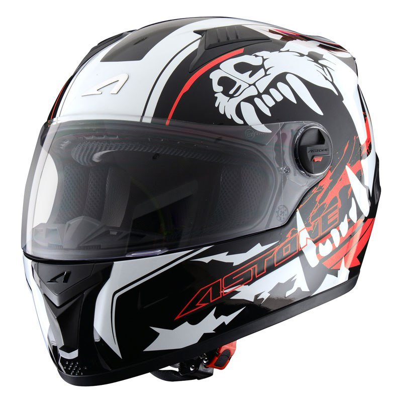 Casque Astone Gt Graphic Exclusive Roak