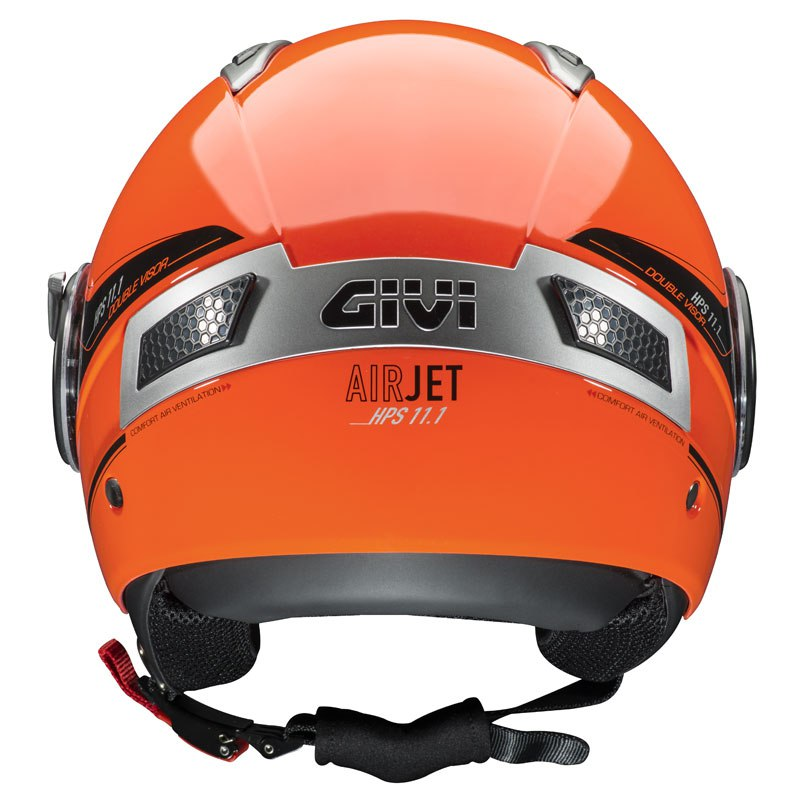 Casque Givi 11.1 AIR JET - FLUO