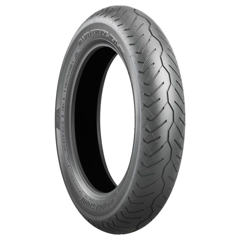 Pneu Bridgestone Battle Cruise H50f 100/90 B 19 (57h) Tl Um