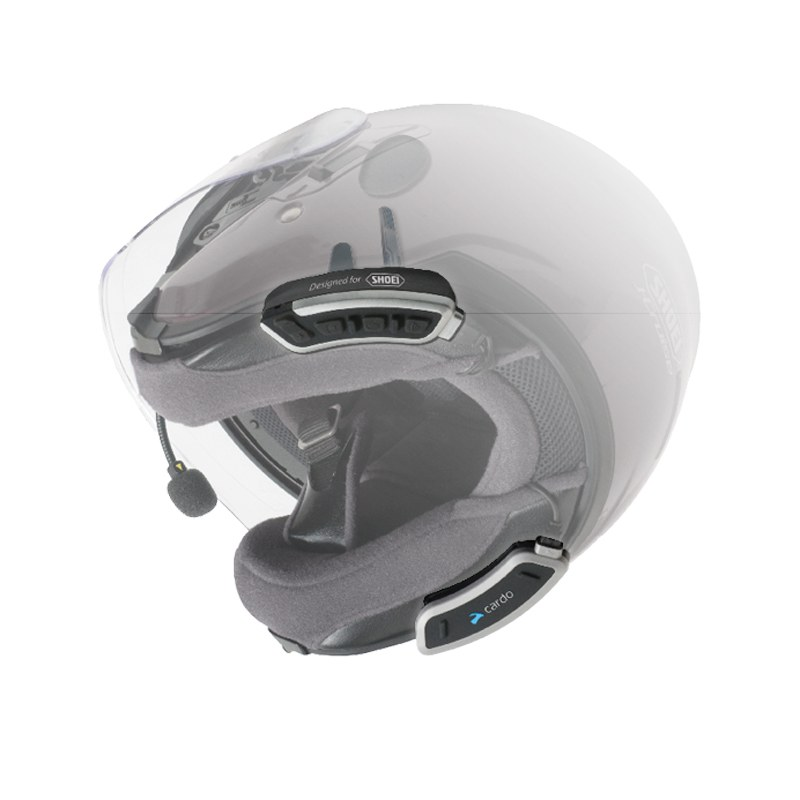 Intercom Cardo BLUETOOTH POUR CASQUE SHOEI - SHO-1 - DUO