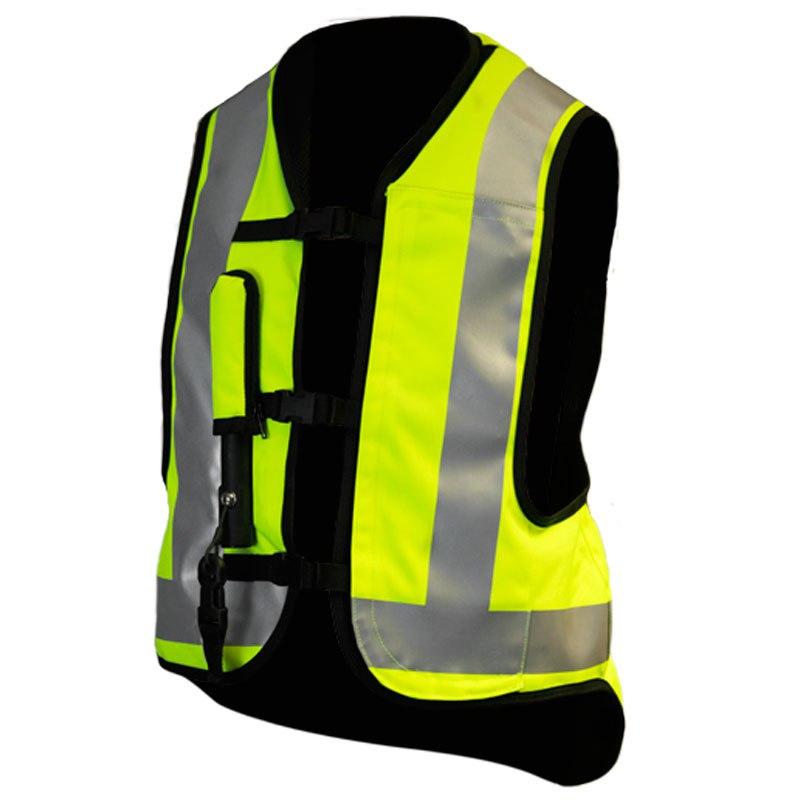 Gilet Airbag Helite Airnest Hi-vis
