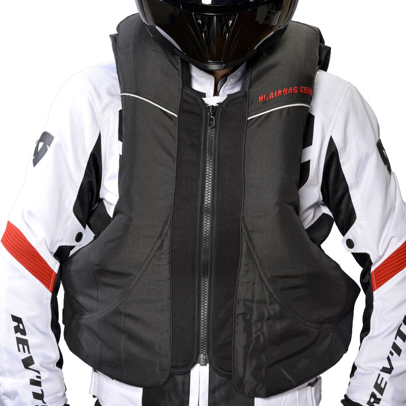 Gilet Airbag Hi-airbag Connect PRO