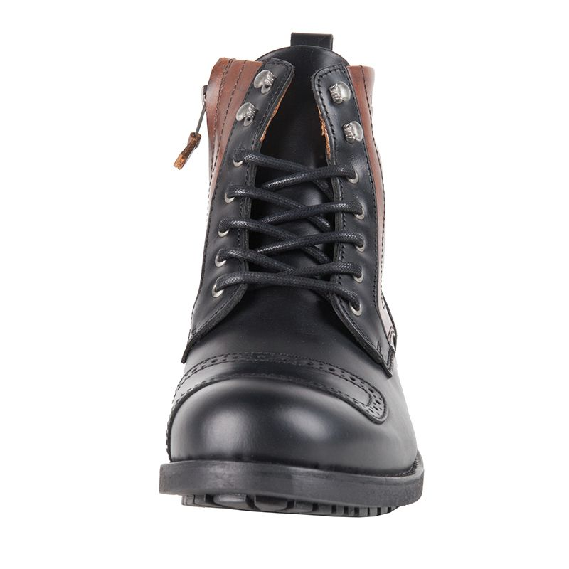 Chaussures Helstons TRAVEL noirtan
